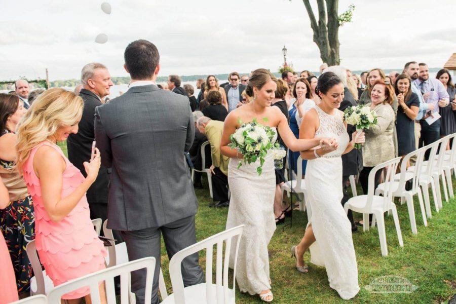 Lake Lawn Wedding Ceremonies