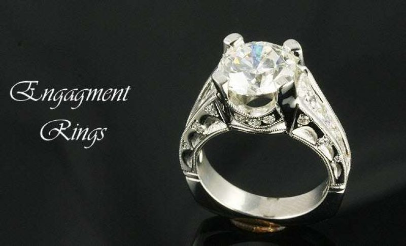 Engagement Ring by BR Diamond Suite