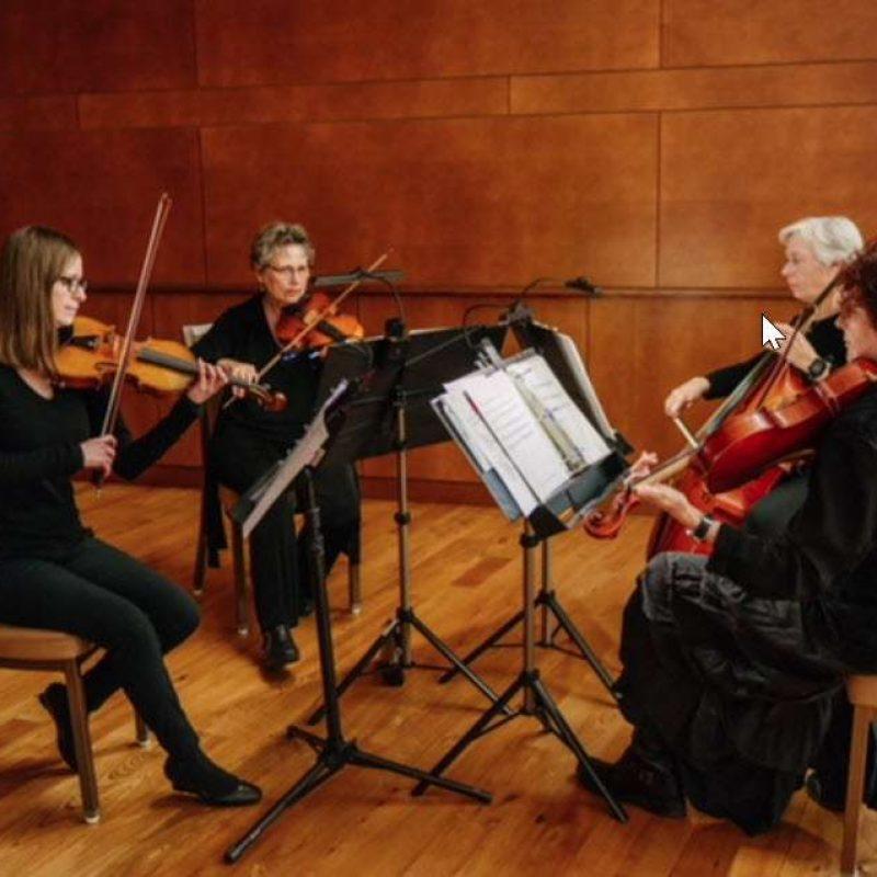 intermezzo quartet of string quartet