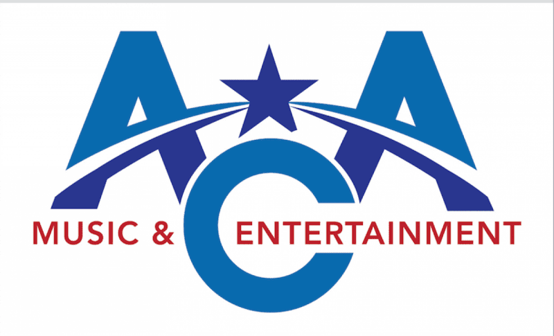 ACA Logo Music and Entertainment