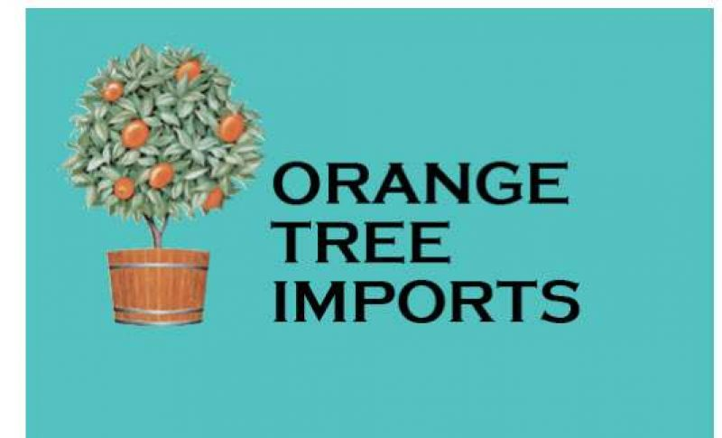 Logo for Orange Tree Imports