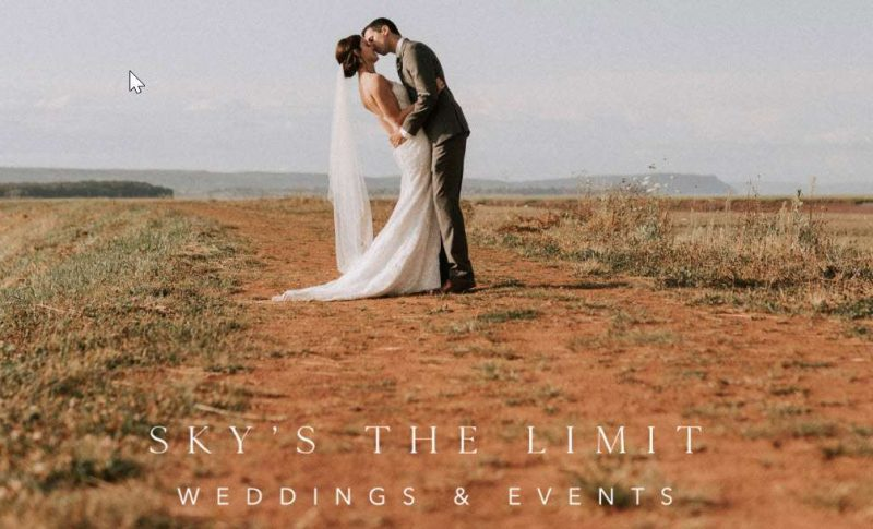 Shy's the Limit Weddings