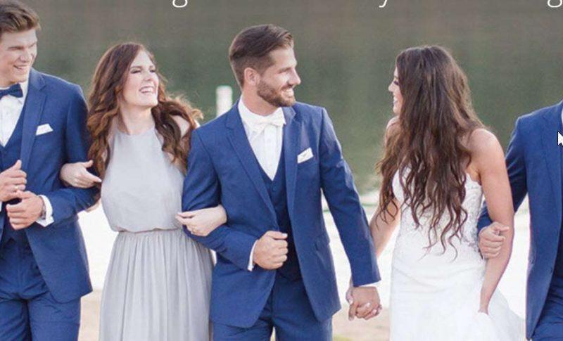 Nebrebos Wedding formalwear and suites