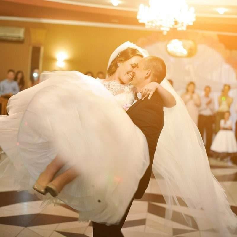 Couple dancing dance instruction lessons