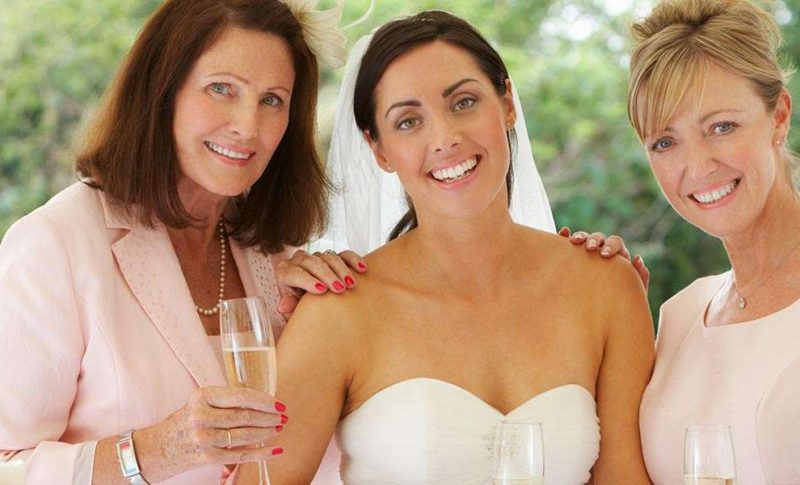 Mothers of the Bride and Groom