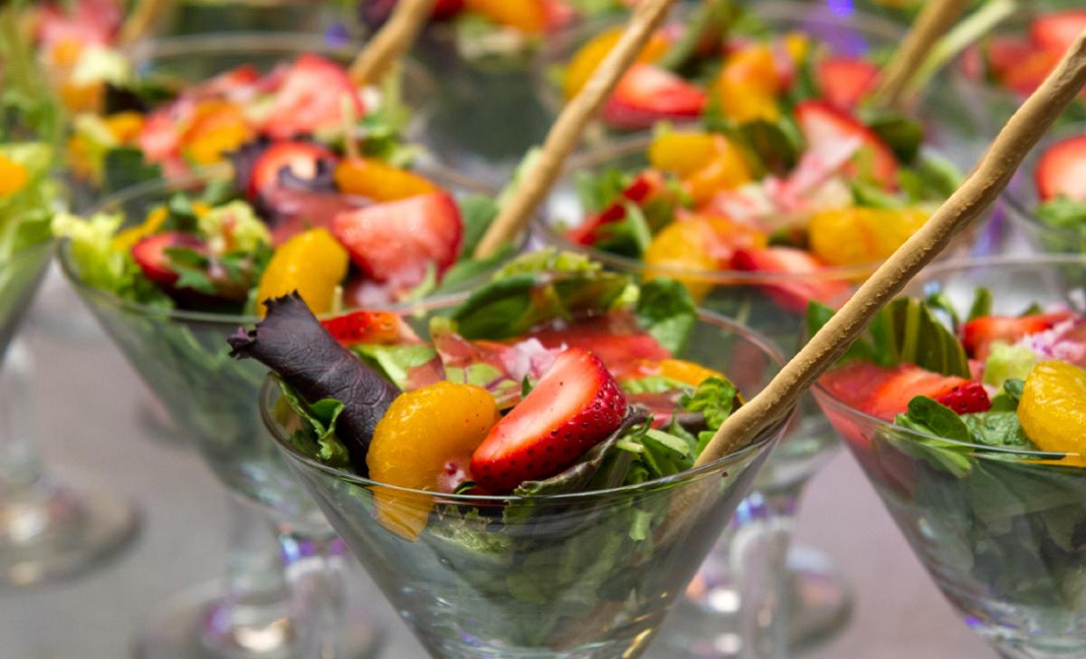 Martini Salads by Chef Jacks